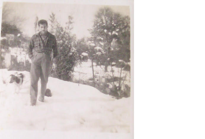 El día que el pueblo amaneció cubierto de nieve