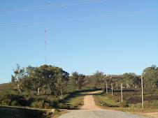 Calle 19 de Abril hacia el Cerro