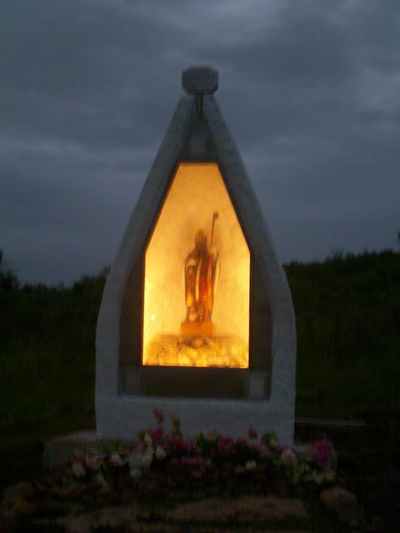 Imagen de San Nicolás al pie del Cerro Nico Pérez