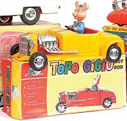 WANTED C21 TOPO GIGIO HOT ROD