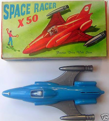 space racer. SPACE RACER X 50 - JR21?
