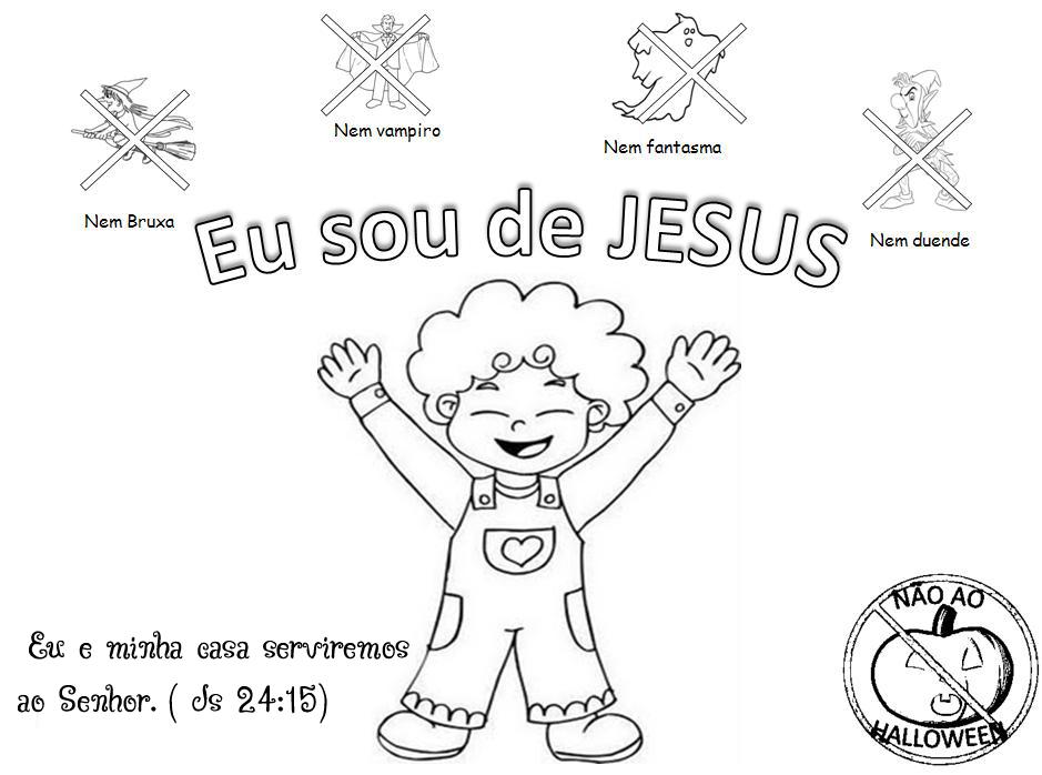 HALLOWEEN - AULA PARA O MINISTÉRIO INFANTIL
