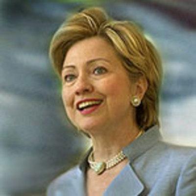Hillary Clinton llega hoy a España