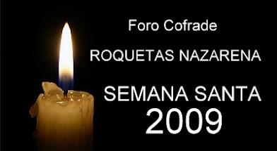 FORO ROQUETAS NAZARENA
