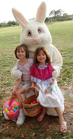 Easter Bunny at the Spruce Creek Fly-in