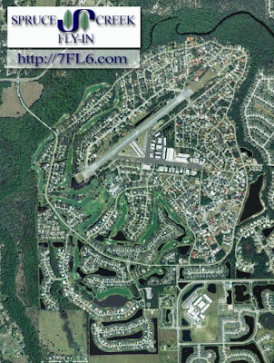 Spruce Creek Airport (7FL6)