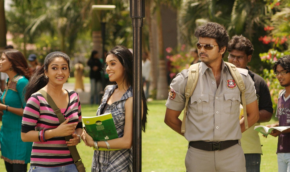 Kaavalan (2011) Hindi Dubbed HD Full Movie