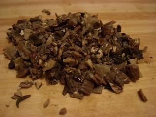 Pardon My Crumbs: Wild Mushroom Risotto with Peas, Shrimp ...