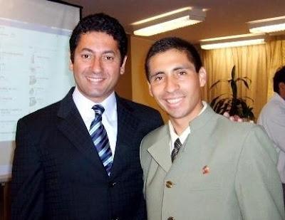 Salvador Heresi peruano