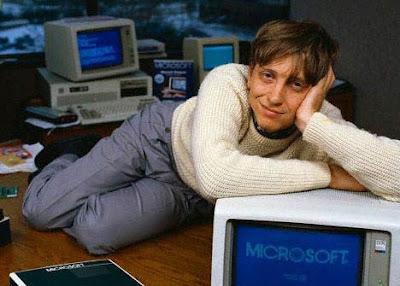 Bill Gates mas joven