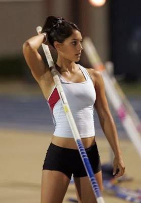 Deportista Allison Stoke