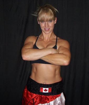 Boxeadora Olivia Gerula