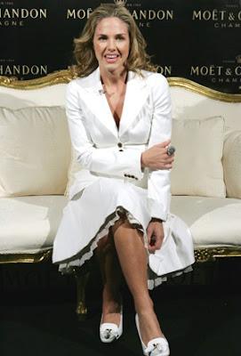Modelo Genoveva Casanova