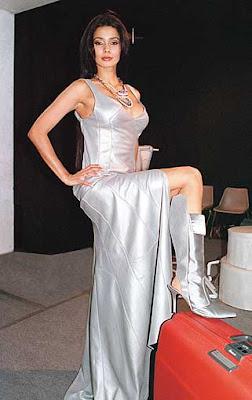Modelo Mónica Chacón