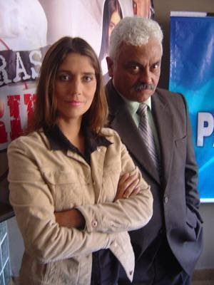 Periodista Mariella Patriau