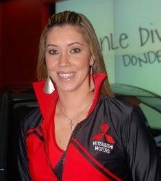 Modelo Paola Arias