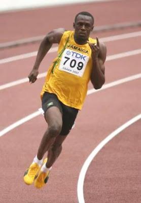 Atleta Usain Bolt