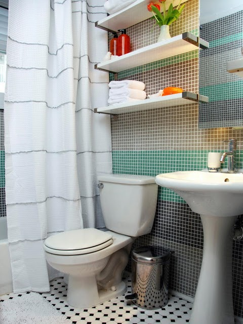A Arte de Organizar Como ter um banheiro organizado -> Decoracao De Banheiro Pq