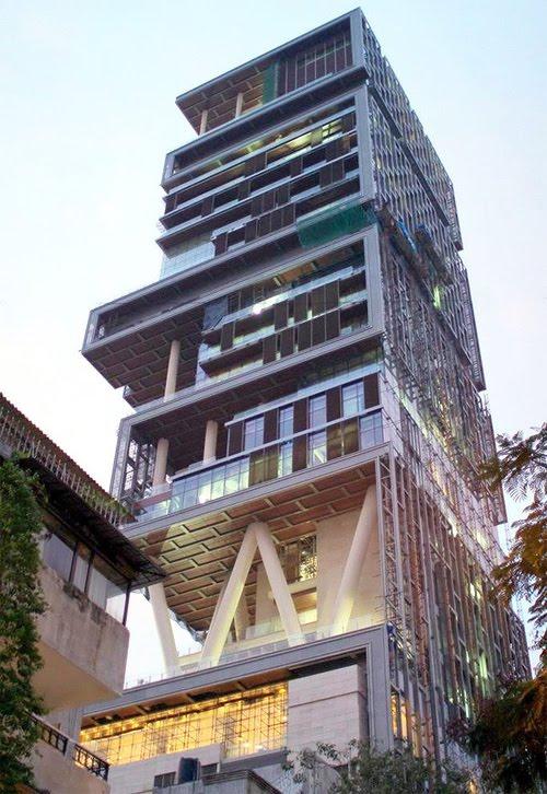 Mukesh Ambani New House