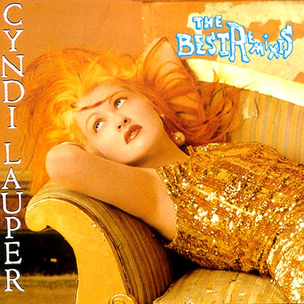 Cyndi Lauper She Bop