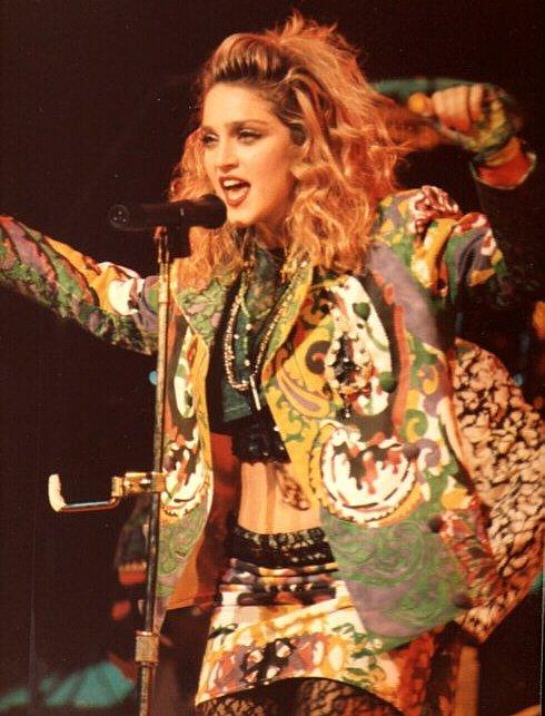 madonna 1985 virgin tour - photo #12