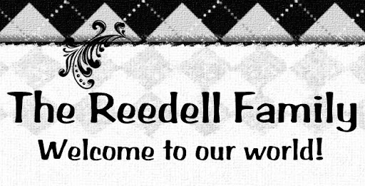 The Reedell Family Blog