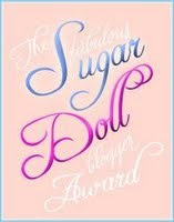 Sugar Doll Award