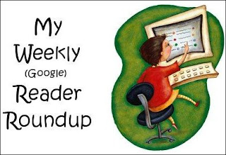 My Weekly Reader Roundup