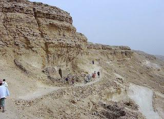 Northern Tombs at Amarna