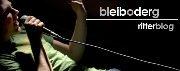 BLeibOderG - Blog von Christian Ritter