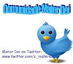 Mater Dei no Twitter