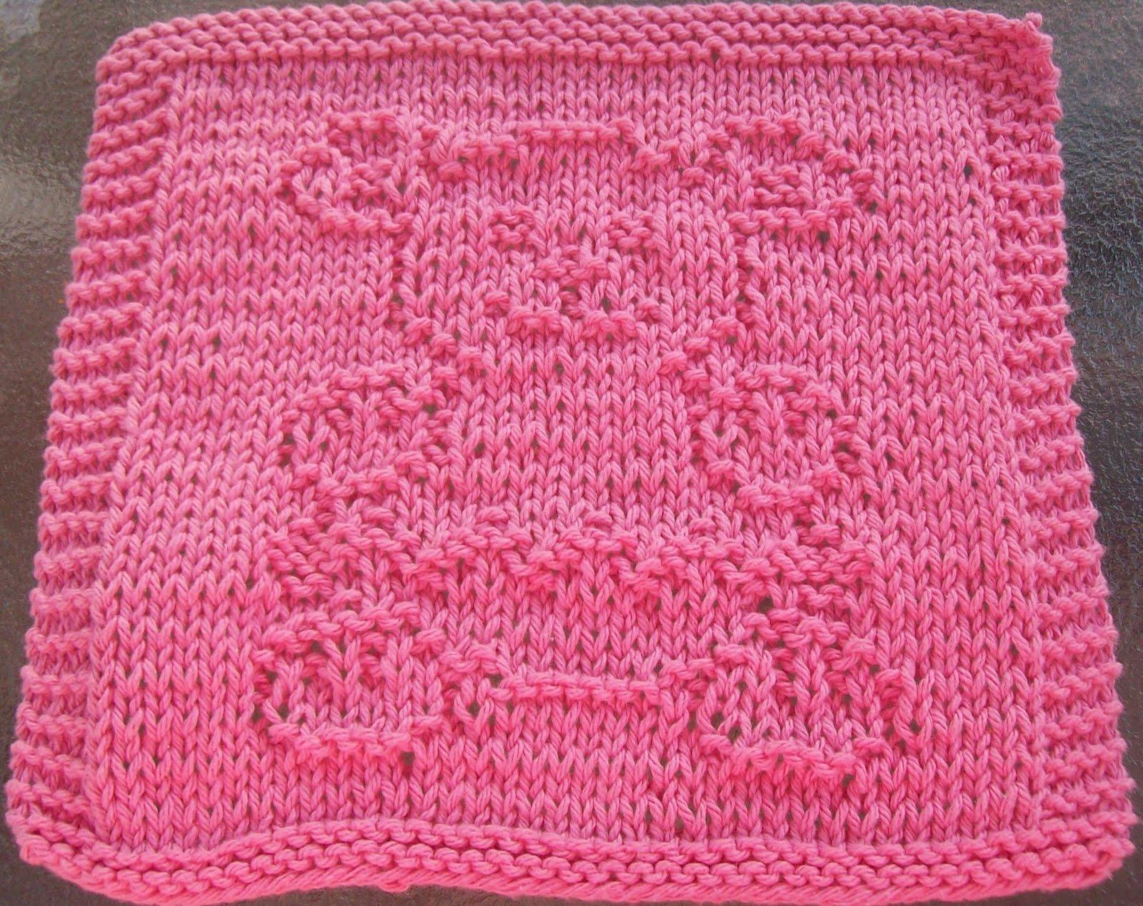 Knitted Teddy Bear Dishcloth Pattern : DigKnitty Designs: Bear in a Tutu Knit Dishcloth Pattern