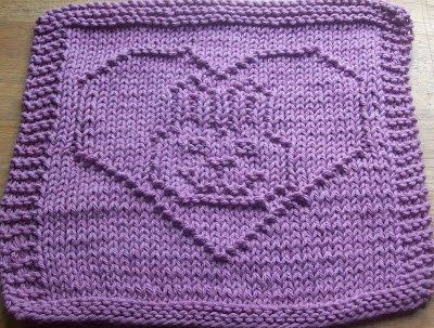 FREE EASTER DISHCLOTH KNITTING PATTERNS - VERY SIMPLE FREE KNITTING PATTERNS