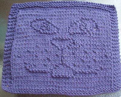 Knitting Pattern Central – Free Dishcloths Knitting