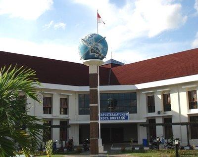 Gedung Perpustakaan