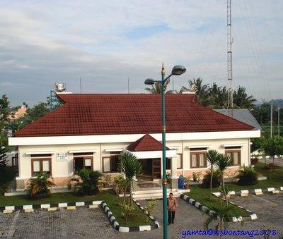 Kantor Pusat (Kepala Dinas Pendidikan dan Kebudayaan) Kota Bontang