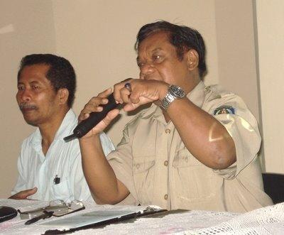Pembukaan Oleh Bapak Kepala Dinas P dan K Kota Bontang