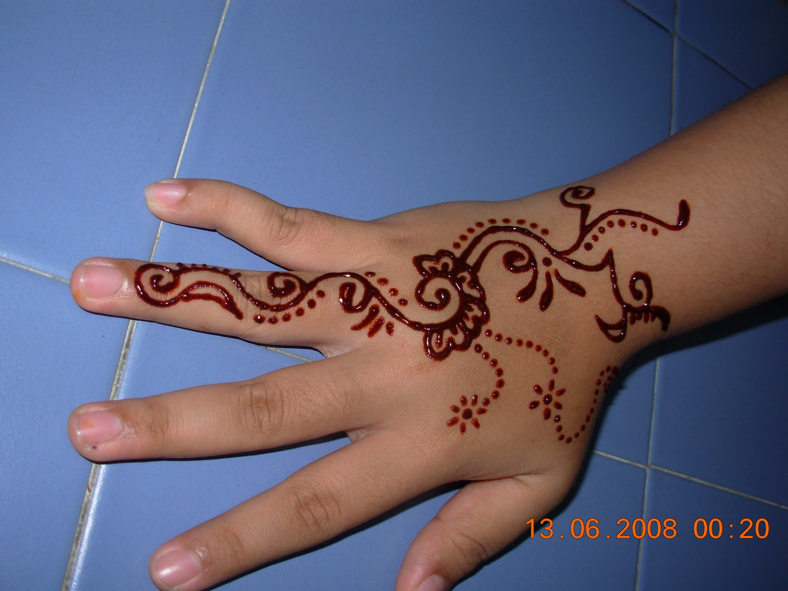 Piece Of Mind Henna For Eid Adha