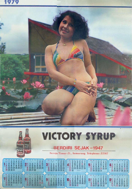 Koleksi Djadoel VICTORY SYRUP 1979 SOLD