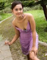 Foto artis abg seksi  foto cewek bandung