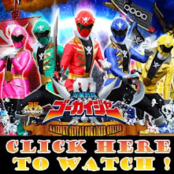 Watch Gokaiger Online