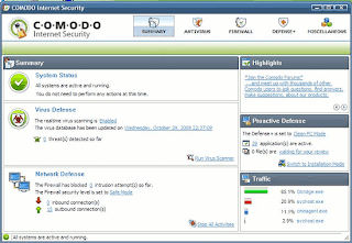 Free Comodo Internet Security is here 1