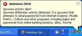How to Remove Antivirus 2010 2