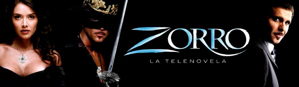 Zorro la espada y la rosa