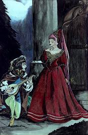 A Dama e seu Bardo