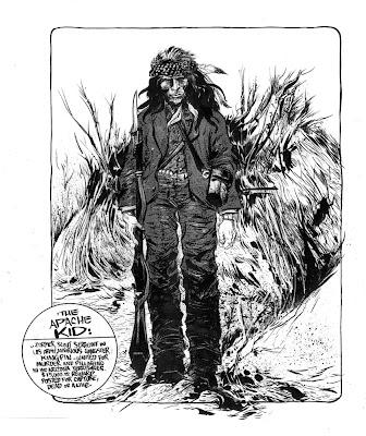 gabe jones apache kid