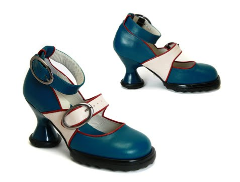 Used Fluevog Shoes For Sale Holly