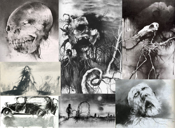 really scary stories for adults