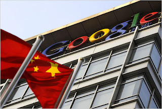 baidu, google in china, google attack