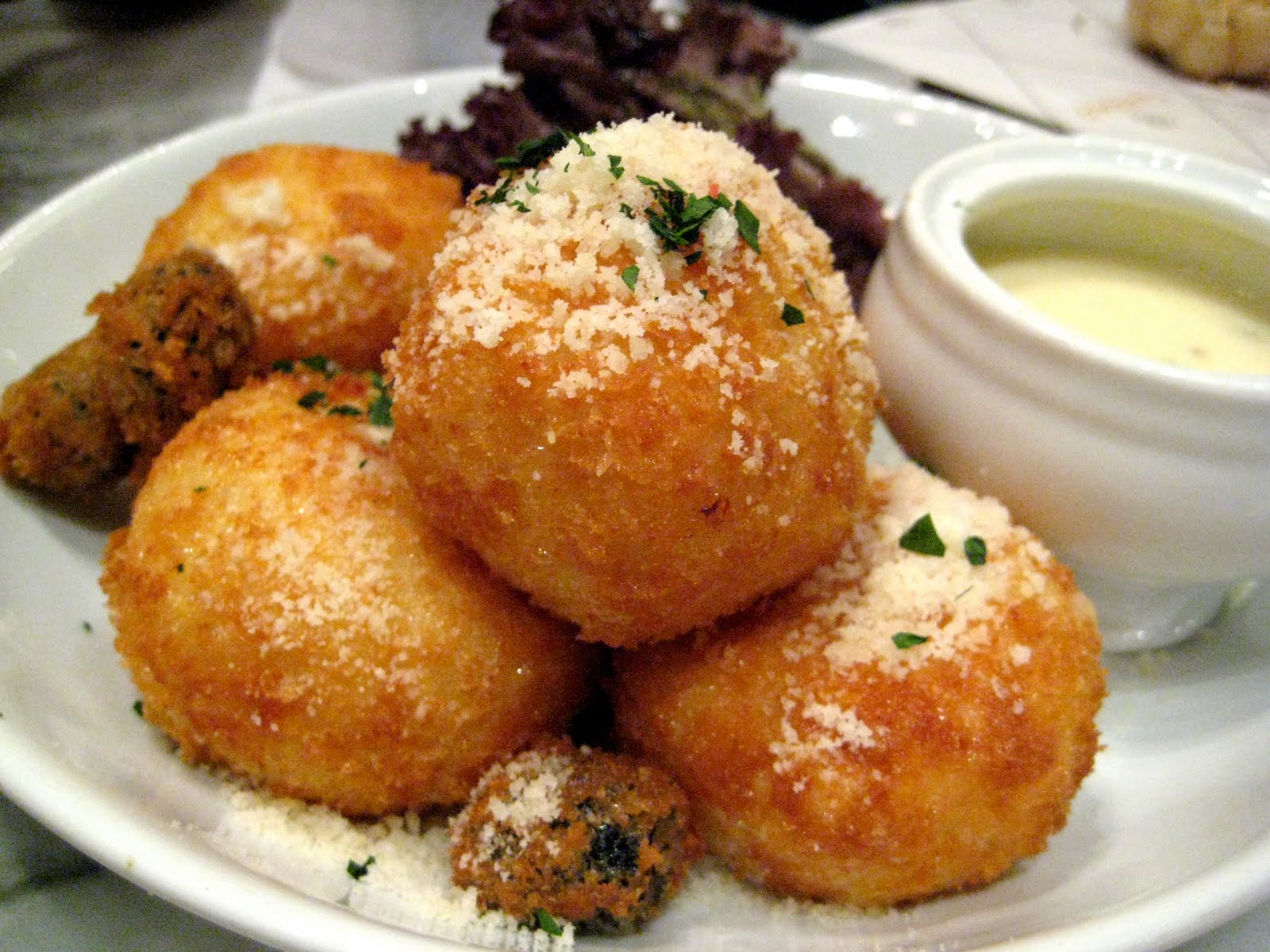 Spicy Cheese-Stuffed Fried Olives Recipes — Dishmaps